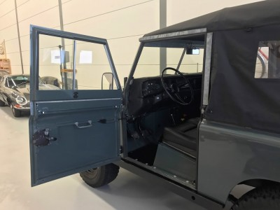 Land Rover Series III 88'' 1972